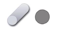 Hliníkové kruhové tyče